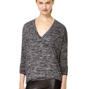 Aritzia | Wilfred Free Devinette Tee Gray | XS